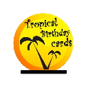 Tropical Birthday Cards - handmade cards