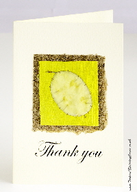 Hand made Thank You cards | Tropical Birthday cards